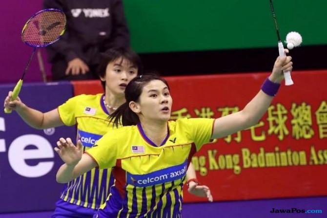 Woon Khe Wei/Vivian Hoo, Malaysia Masters 2018