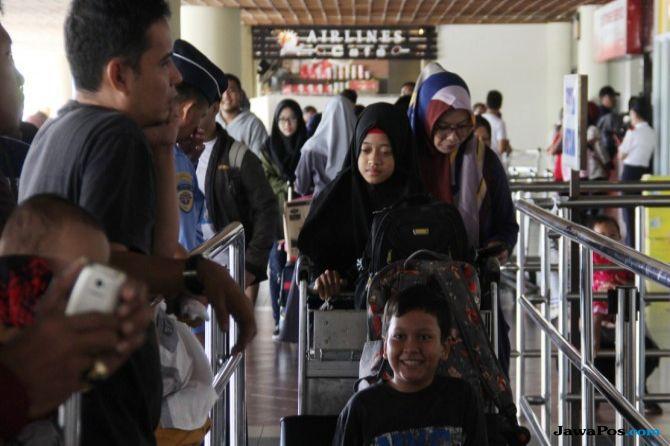 Oh, No! Tiket Pesawat dari Bandara SAMS Sepinggan Mulai Ludes