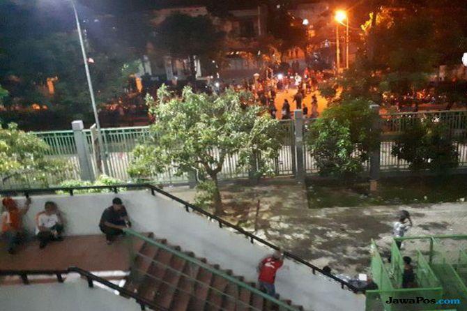 Persija Jakarta, Selangor FA, Stadion Patriot, Jakmania, Kapolres Bekasi
