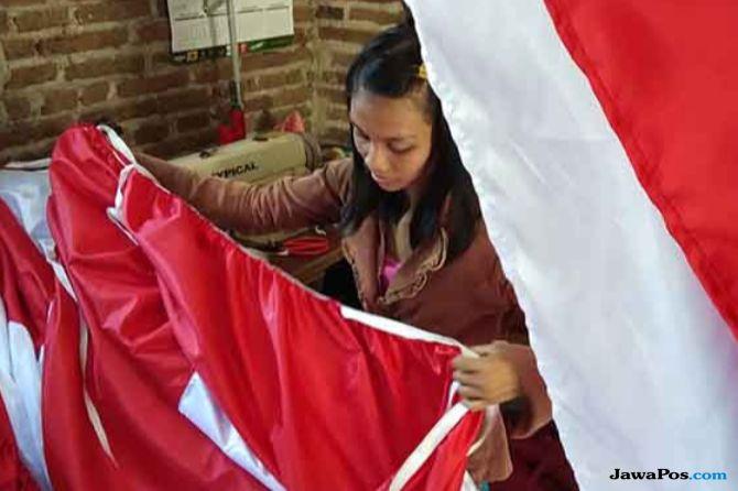 Pedagang Bendera