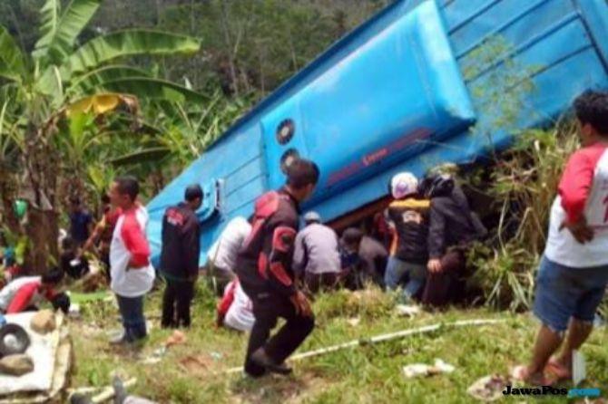 Operator Bus Maut Sukabumi Disanksi Pidana Hingga Izin Usaha Dicabut