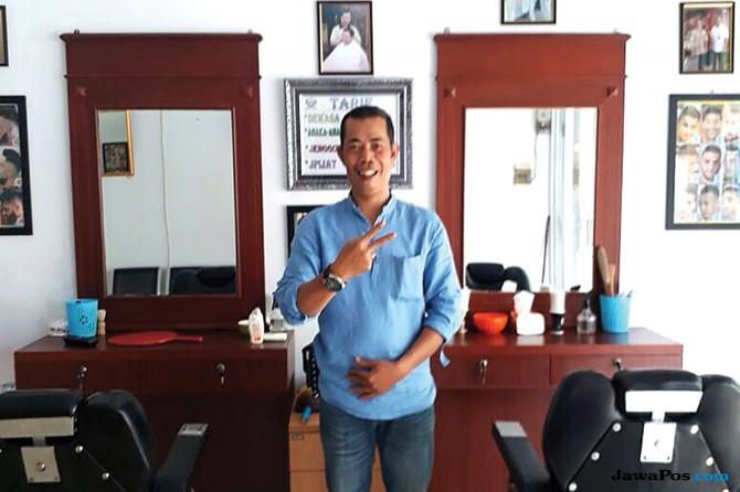 Tukang Cukur Presiden