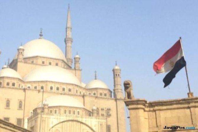 Pabrik Kimia di Kairo Meledak, KBRI Pastikan tak Ada WNI Jadi Korban