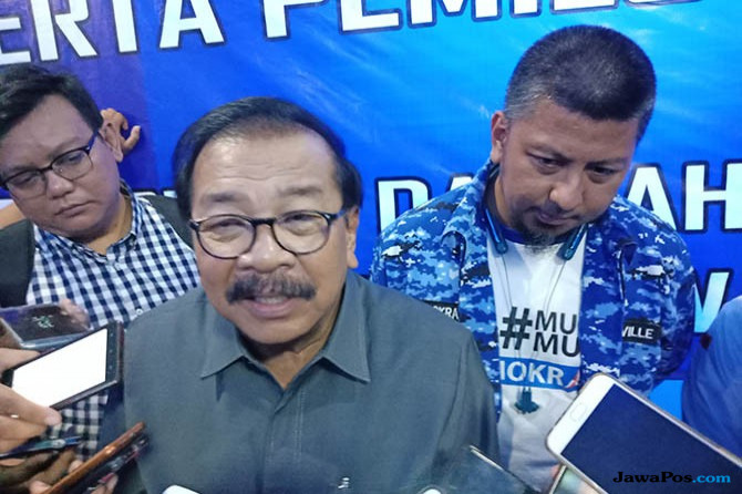Pakde Karwo Optimistis Khofifah-Emil Menang