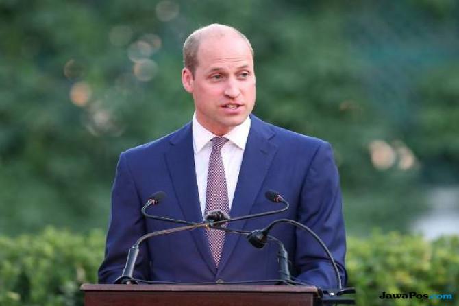 Pangeran William Puji Yordania Buka Pintu bagi Pengungsi