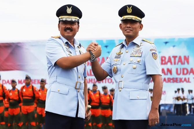 hadi tjahjanto, Marsekal TNI Yuyu Sutisna
