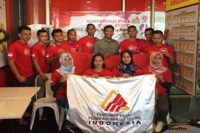 Asian Games 2018, Panjat Tebing