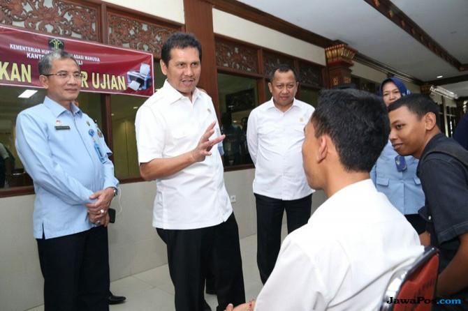 Para Peserta Tes CPNS, Ada Pesan Penting Nih dari Menteri PANRB