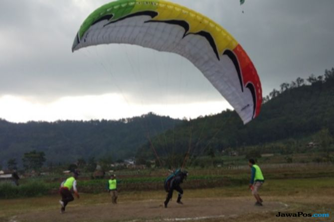 Paragliding Accuracy World Cup 2018, Paragliding Accuracy Asian Cup 3rd, Kota Batu