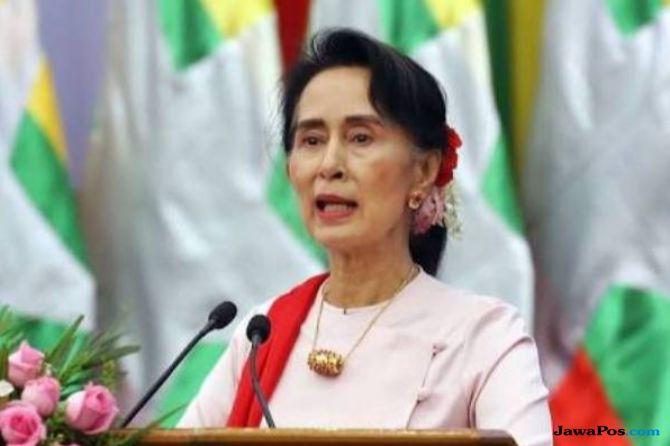 aung san suu kyi, rohingya