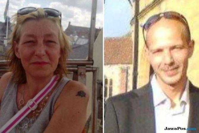 Pasangan Inggris Kritis Terkena Racun Saraf Serupa Agen Skripal