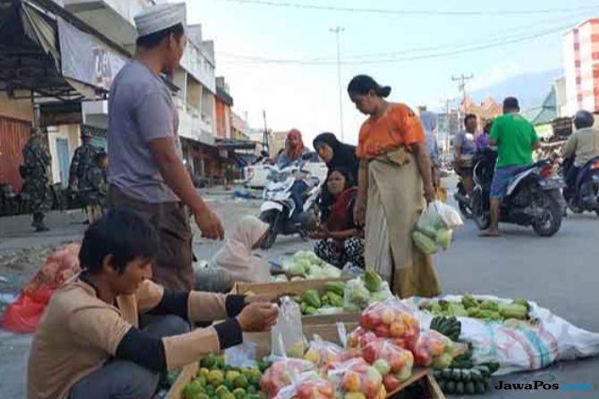 Pasar Manonda Palu