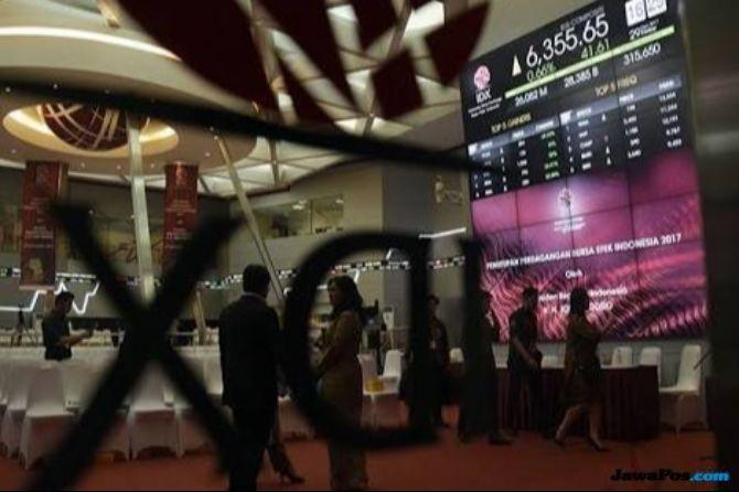 Pasar Saham Kena Krisis, BEI Akan Tekan 'Tombol' Ini