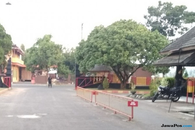 Pasca Ricuh, Pengamanan Mako Brimob Malang Diperketat