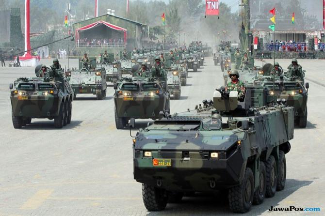 Pasca Tragedi Tank Tenggelam, TNI Bakal Pensiunkan Ranpur Uzur
