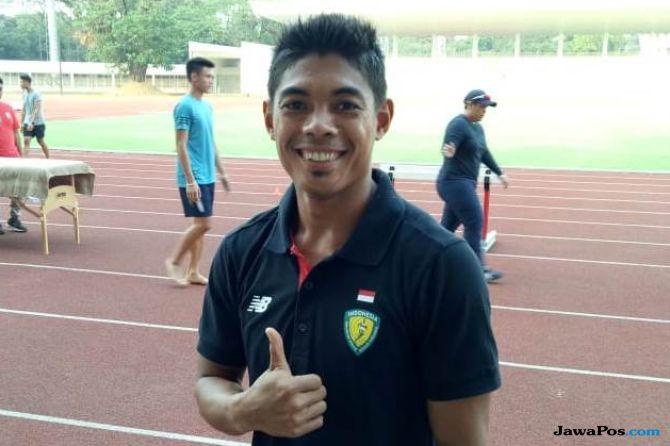 Gempa Lombok, Asian Games 2018, Fadlin, lari estafet