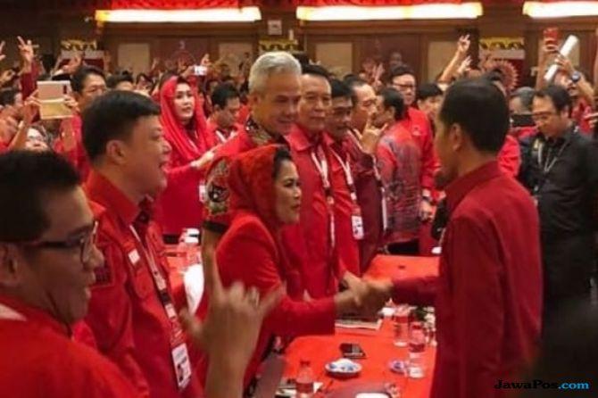 PDIP Harap Jokowi dan Gus Ipul Saling Dukung