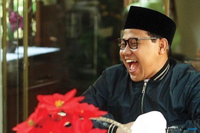 PDIP Yakin Cak Imin Tak Akan Lari Tinggalkan Jokowi