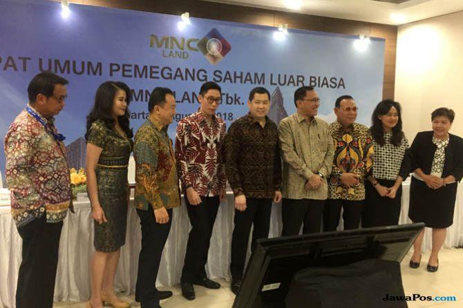 Pecah Saham, Harga Nominal Perusahaan Properti Harry Tanoe Jadi Rp 100