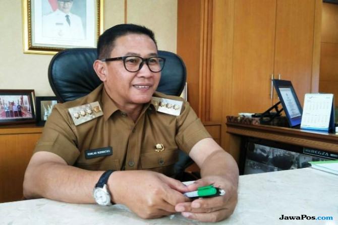 Wali Kota Bukitinggi Ramlan Nurmatias