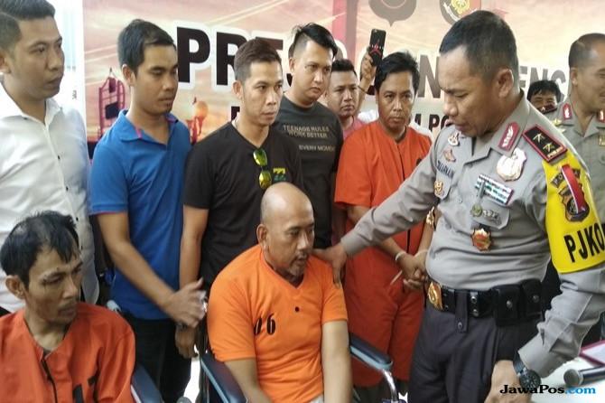 Pelaku Tertangkap, 2 Kg Emas Hasil Rampokan Hilang
