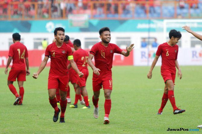Timnas U-19 Indonesia, Timnas U-19, Arab Saudi, Saddil Ramdani, Muhammad Luthfi Kamal