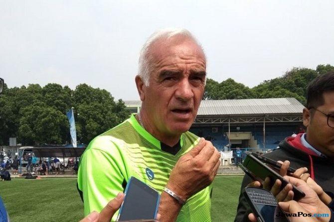 Persib Bandung, Roberto Carlos Mario Gomez, Liga 1 2018,