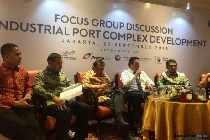 Pelindo I Cari Investor Kembangkan Pelabuhan Kuala Tanjung Fase Kedua