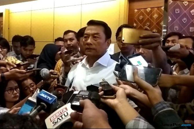 Peluang Moeldoko jadi Cawapres Jokowi Jangan Disepelekan