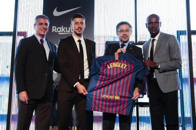 Clement Lenglet, Barcelona, La Liga, Liga Spanyol