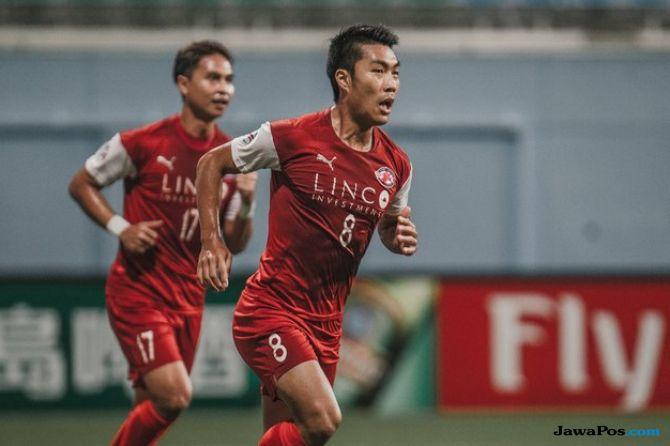 Persija Jakarta, Song Ui-Young, Liga 1 2018, Home United