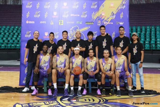 Pemain Lokal dan Asing CLS Knights Semakin Padu
