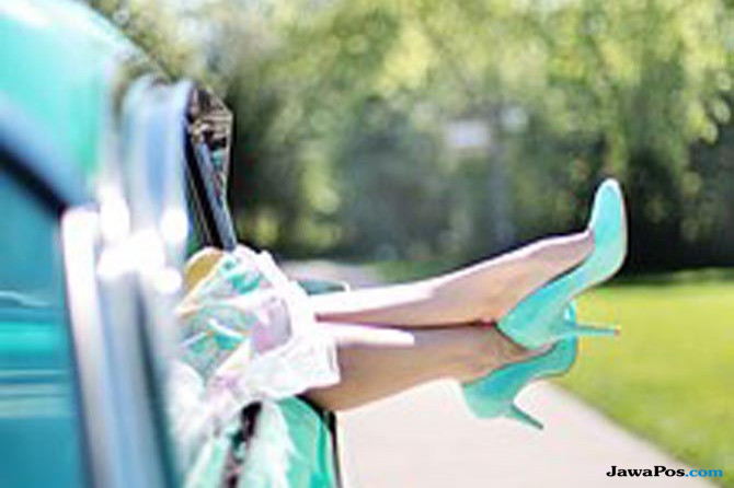 Pemakaian High Heels Berujung Varises? Benarkah?