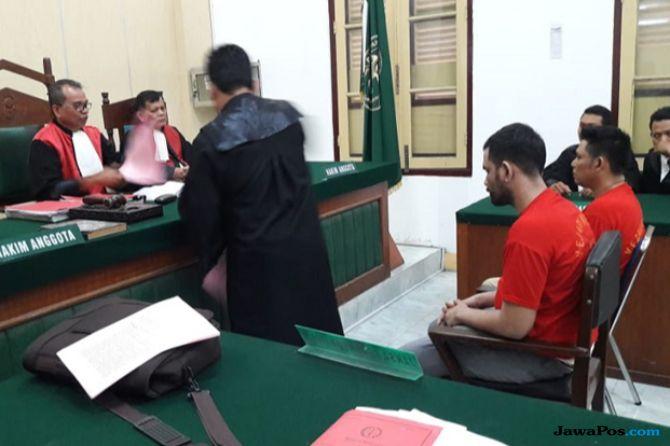 Pemasok 100 kg Sabu-sabu Asal Malaysia Dituntut Hukuman Mati