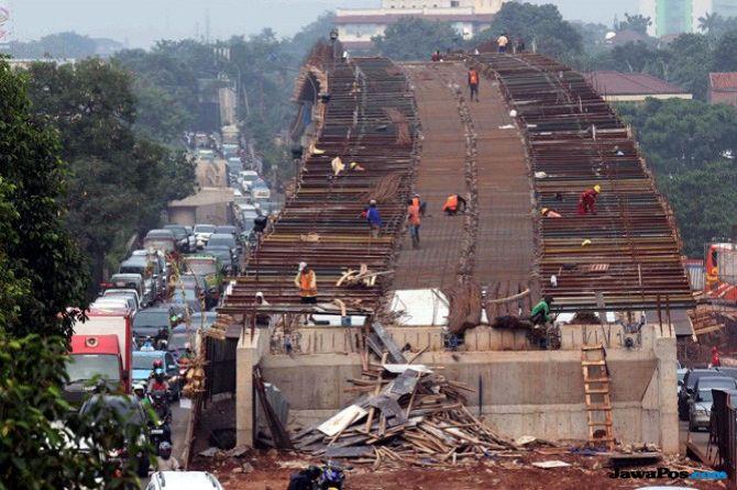 Pemerintah Tunda Proyek Infrastruktur, Penanam Modal Asing Mundur
