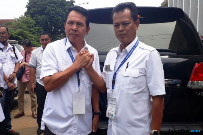 Paslon Walikota Prabumulih, Ridho Yahya- Andriansyah Fikri