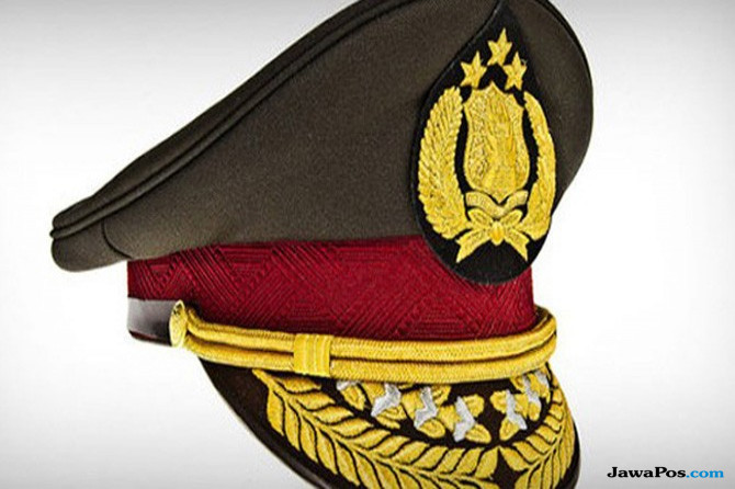 Pengabdian Tanpa Cacat, 24 Pati Polri Terima Penghargaan dari Jokowi