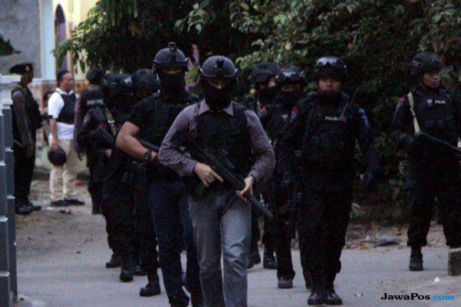 Pengakuan Ketua RT Usai Densus 88 Tangkap Terduga Teroris di Kalsel