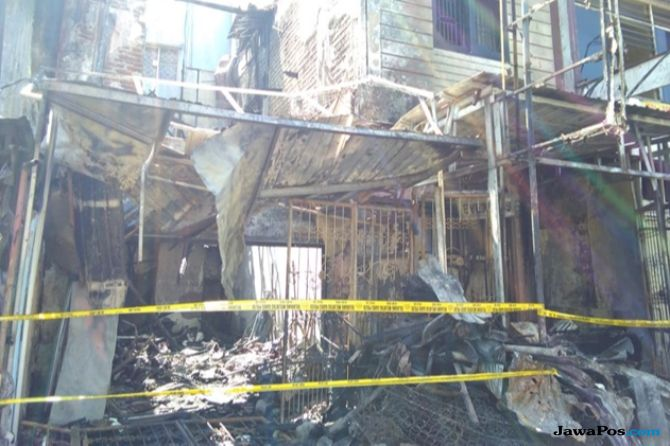 Pengakuan Korban Selamat Dari Kebakaran yang Tewaskan Sekeluarga