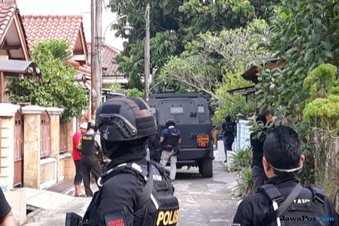 penangkapan teroris