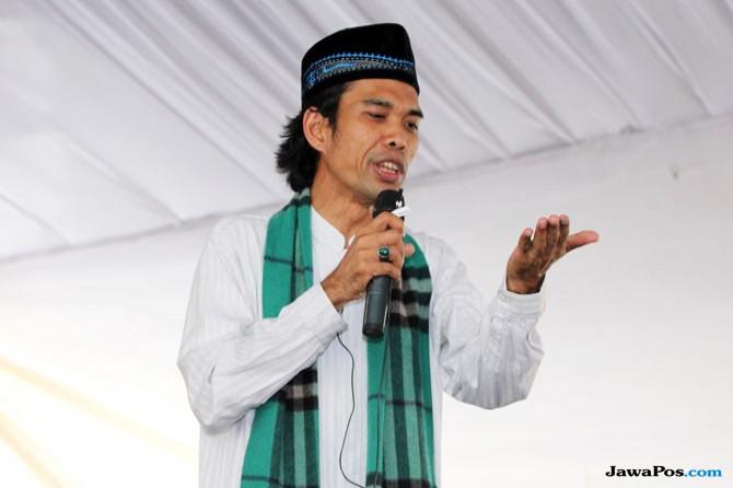 Penggal Video Ceramah, Netizen Tuding Abdul Somad Menghina Nabi