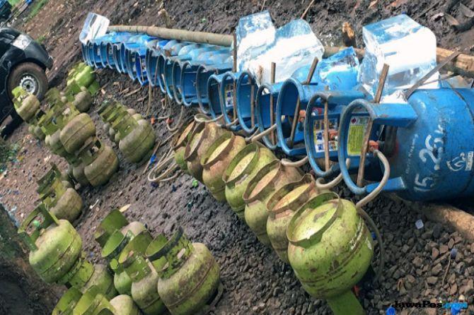 Pengoplosan Gas Melon Terungkap, Pertamina Apresiasi Kinerja Polisi