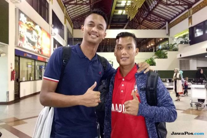 Penjaga Gawang Baru Berambisi Bawa Madura United Juara Liga 1