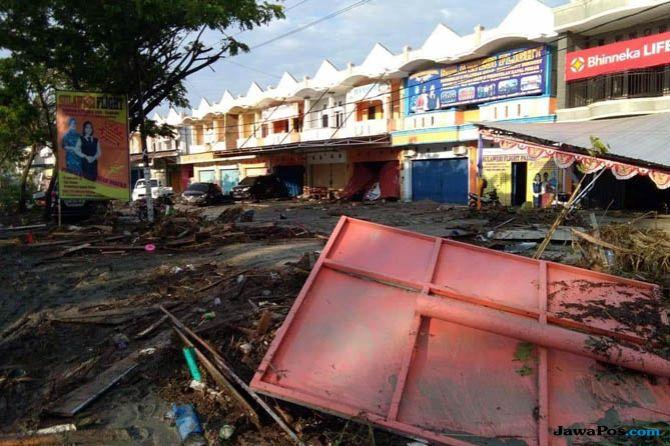 Penjelasan Badan Geologi ESDM Penyebab Gempa Palu yang Picu Tsunami