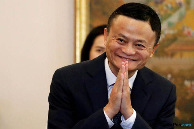 Penjelasan Juru Bicara Alibaba Soal Akan Mundurnya Jack Ma Dari Bisnis