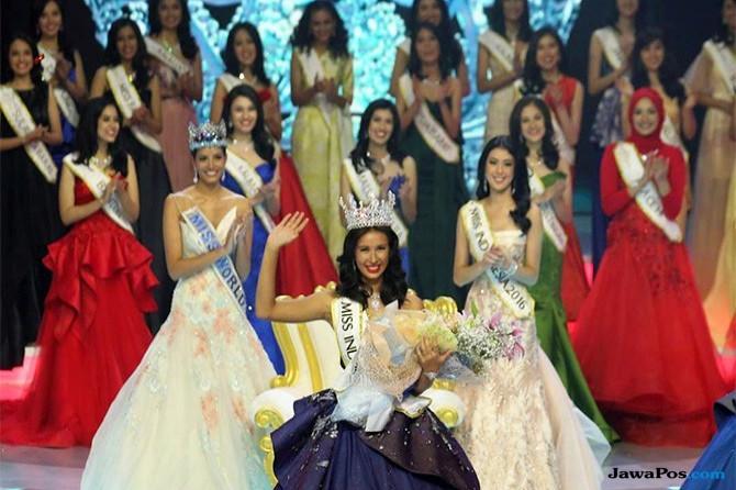 Penjelasan Resmi RCTI, Miss Indonesia 2017 Asal NTB Itu Ternyata...