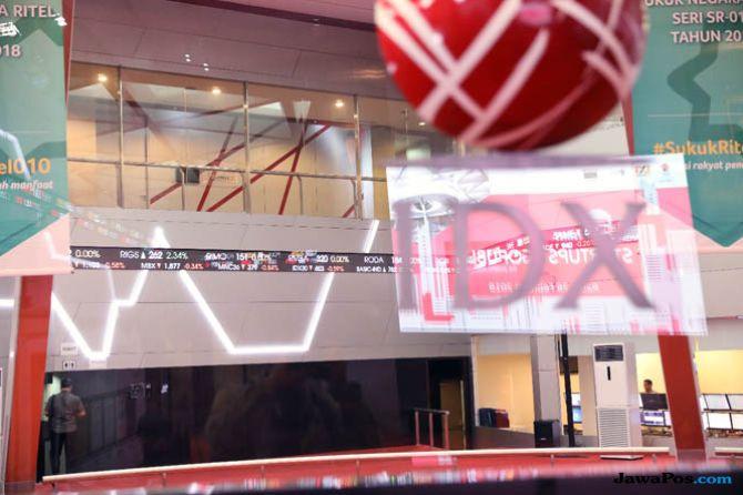 Perdana Melantai Di Bursa, Saham Resto The Ducking Melesat 49,5 Persen