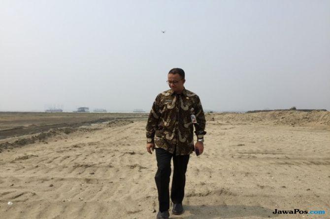 Pergub Atur Pengelolaan Pulau, Anies: Kita Jelas Hentikan Reklamasi