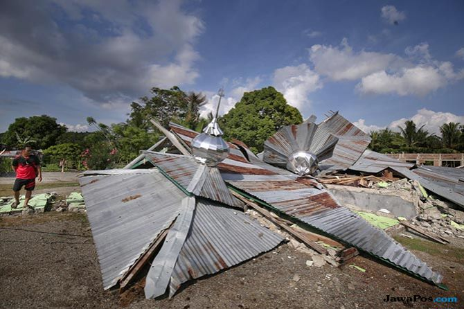 gempa palu, donggala, gempa sulawesi tengah,