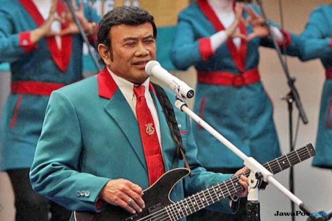 Perkembangan Musik Dangdut di Mata Raja Dangdut Rhoma Irama